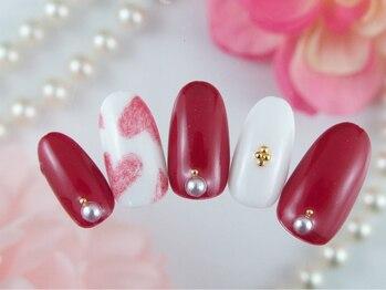 Nail & Epi Salon Lapis_デザイン_08