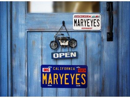 マリーアイズ(MARYeyes)の写真