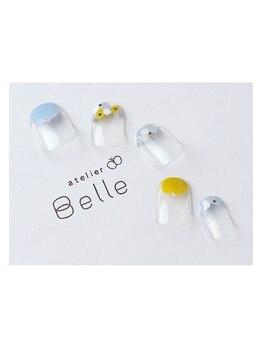 アトリエ ベル(atelier Belle)/木々と湖と*