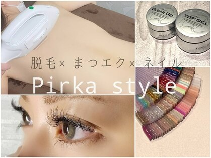 ピリカ スタイル(Pirka style)の写真