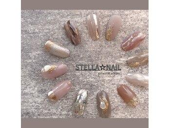 ステラ ネイル(stella nail)(東京都八王子市)