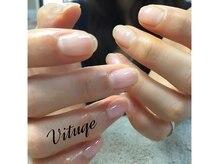 ヴィトク ネイル(VITUQE NAIL)の雰囲気(丁寧なケアはジェルをのせる前から満足感を得られます!)