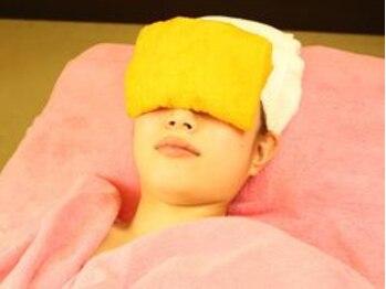 素肌美容研究所 アネア福山/現代の疲れ目には「目のエステ」