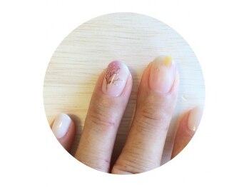 ブリ(nail to kazari Buri)