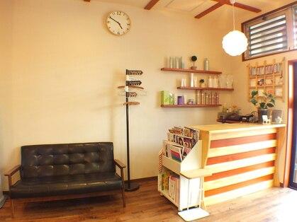 hair place futaba【フタバ】(宮崎・延岡・都城/まつげ)の写真