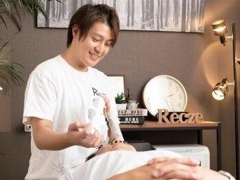レクゼ(Recze)の写真/【メンズヒゲ脱毛★体験3ヶ月3回¥10780】そろそろ鏡の前にいる時間減らしてみませんか?