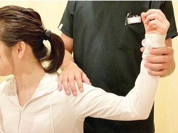 モア整体院 メディカルボディーメイク(Medical body make)の写真/《22時まで営業》【スマホネック矯正】首肩こり・頭痛集中コース(根本施術)[ご新規様¥6850→¥3000]
