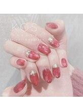 ケーオーエス(KOS)/marblemirror nail
