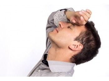 目の美容院 池袋サロンの写真/【疲れ目ケア+ヘッド90分¥10010】専門店ならではの技術力で疲れ目、蓄積された頭の疲れまでスッキリ★