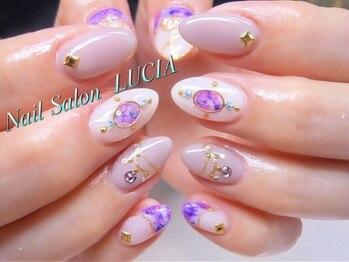 ルシア(Nail Salon LUCIA)/☆Specialアートし放題コース☆