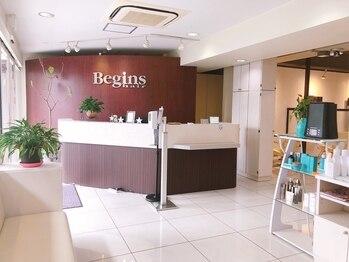 ビューティーラウンジ ビギンズ(Beauty Lounge BEGINS)(東京都東村山市)