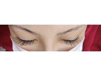 パーミル ヘアアンドアイ(permille hair&eye by Laugh-La)/フラットマットラッシュ180本