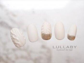ララバイ 恵比寿店(LULLABY)/冬ニットネイル