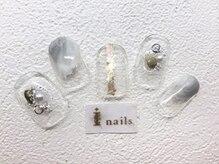 アイネイルズ 梅田店(I nails)/クリアシェル