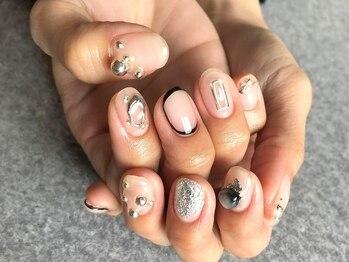 ネイルルーム エンヌ(nail room en'ne)/ネイルデザイン2