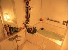 エイジング専門 スパアンドビューティーサロン レガロ(SPA&Beauty Regalo)の雰囲気(水素水を飲むより効果の高い水素風呂でトリートメント効果も抜群)