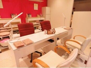 ヘアーゼロネイル 南新町店(HAIR ZERO nail)                  の写真