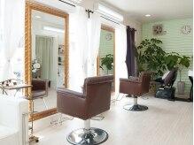美容室「アトリエCoCo」内◆併設サロンです♪