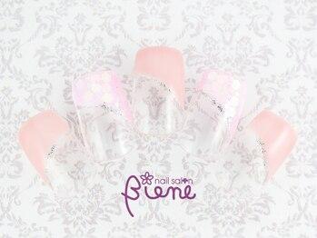 ネイルサロン ビーネ(nail salon Biene)/オフ無料★6月リピート9980-1