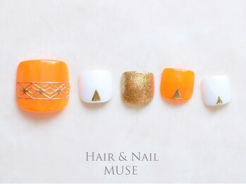 HAIR & NAIL MUSE ミューズ 新小岩店_デザイン_10