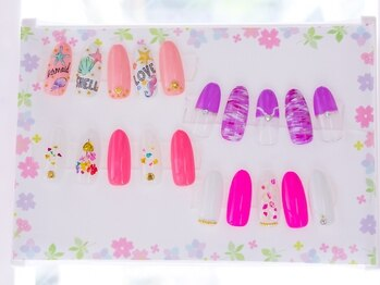 Nail Salon ETERNA_デザイン_10