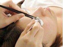 アイラッシュサロン ブラン イオンモール木更津店(Eyelash Salon Blanc)の雰囲気(検定保持&ハイクオリティな技術を持つアイデザイナーが担当。)