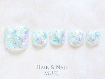 HAIR & NAIL MUSE ミューズ 新小岩店_デザイン_11