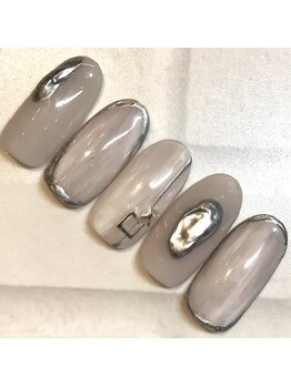 ライト ネイルズ ニシノミヤ(light nails NISHINOMIYA)/¥8250