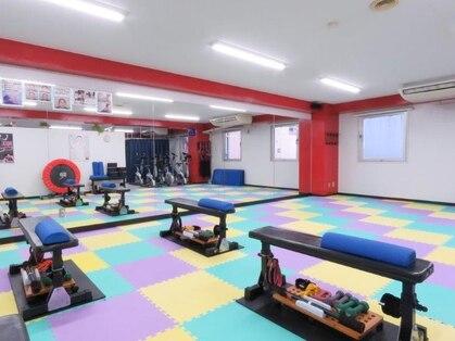 ゲットイン福岡 加圧トレーニングスタジオ
