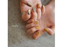 リーフズネイル(Leaf's nail)の雰囲気(定額コースは、定額デザインからお選び下さい♪)