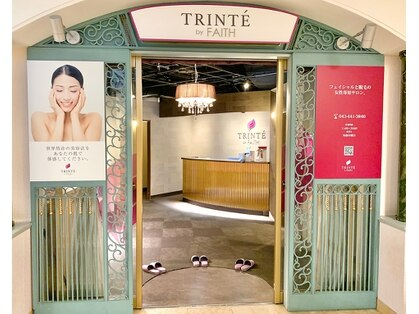 TRINTE by FAITH