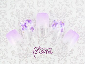 ネイルサロン ビーネ(nail salon Biene)/オフ無料★6月リピート9980-3