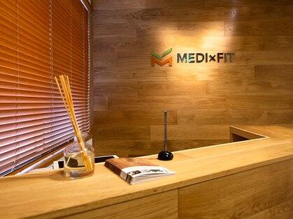 メディフィット(MEDI FIT)の写真