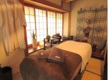 ハーバルセント(Herbal Scent)の雰囲気(光が差し込むベッドで心地よい癒しの時間を…☆)