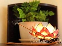 くつろぎ空間 ウララ(Urara)の雰囲気(お香の優しい香りで心からの癒しを…。)