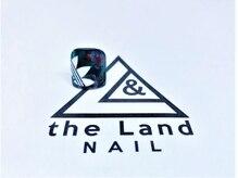 ザ ランド ネイル(the Land Nail)/足元にアディダス △松下