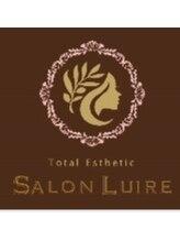 サロンルイール(Salon Luire)/サロン看板