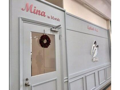 ミーナ バイ エム ウィッシュ(Mina by M.wish)の写真