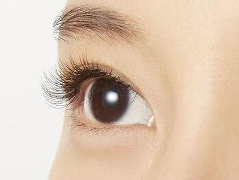 セレクト アイコンシェルジュ 新宿店(SELECT eye concierge)の写真/柔らかな印象の目元に♪【初めての方へナチュラルエクステ¥4980】安心を心がけたカウンセリング◎