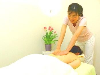 よしまりのカイロケアの写真/ほぐれた体に、贅沢アロマトリ-トメント~エサレンで至福の時を♪初回スペシャルカイロケア120分¥9800