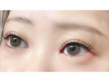 ブランチ アイラッシュ(eyelash)の写真