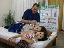 メディカルカイロ マーレの雰囲気(産後のケアでお子様とご一緒にご来院。ママは妊娠前の体型に!!)