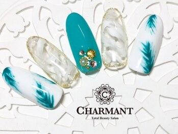 トータルビューティーサロン シャルマン(CHARMANT)/【定額】Premiumコース ¥7980