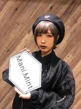 マニミント 表参道店(mani.mint)/やみいさんご来店