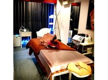 クラビクラ(clavicle)の雰囲気(完全個室施術ルームでリラックスしてお過ごし下さいませ♪)