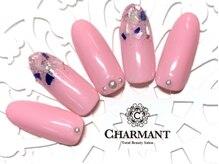 トータルビューティーサロン シャルマン(CHARMANT)/【定額】Simpleコース ¥5980