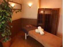 リラクゼーションサロン 癒し館メロウ 平尾店/◆ベッド