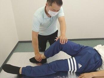 バランスラボ ミヤビ(Miyabi)の写真/身体のスペシャリストが筋肉/腱/関節等全身を整え痛みの原因を徹底改善!匠の技術で見違える程姿勢が変わる!