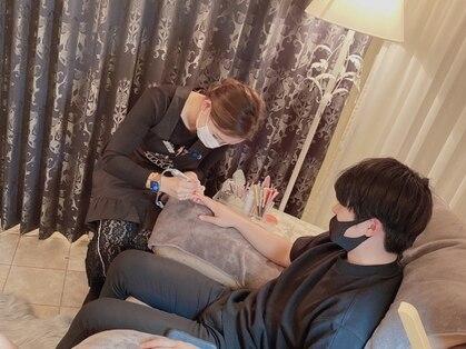 Salon de twelve Men's nail salon【サロン ド トゥエルブ】