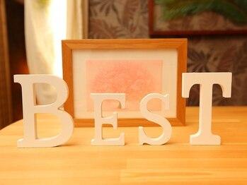 グルーミングサロン ベスト(Grooming Salon BEST)/一階散髪屋さんBESTの二階に!